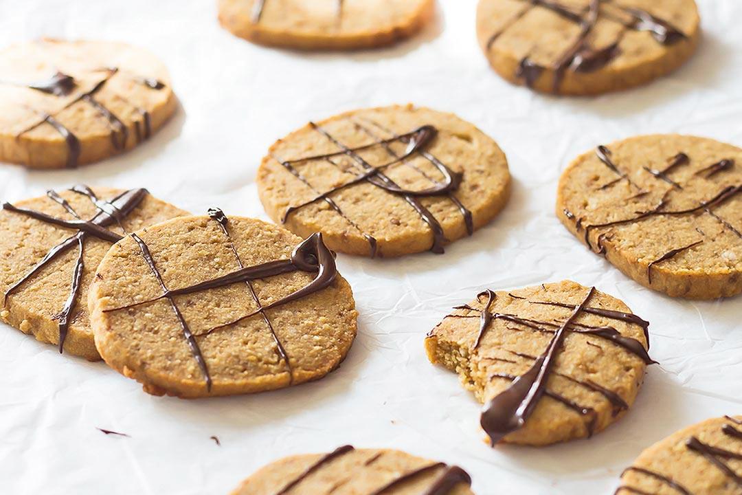 Shortbread Cookies without Gluten