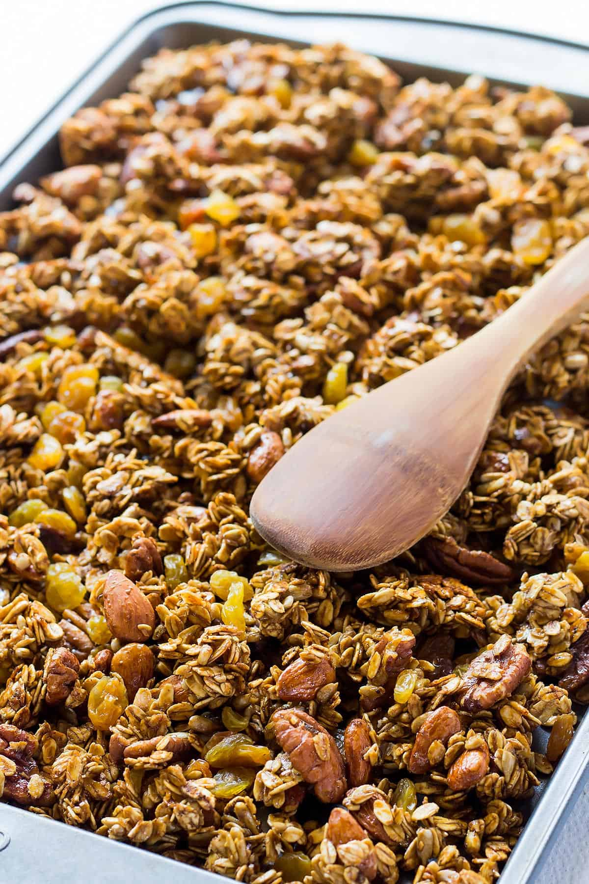 Gingerbread Christmas Granola