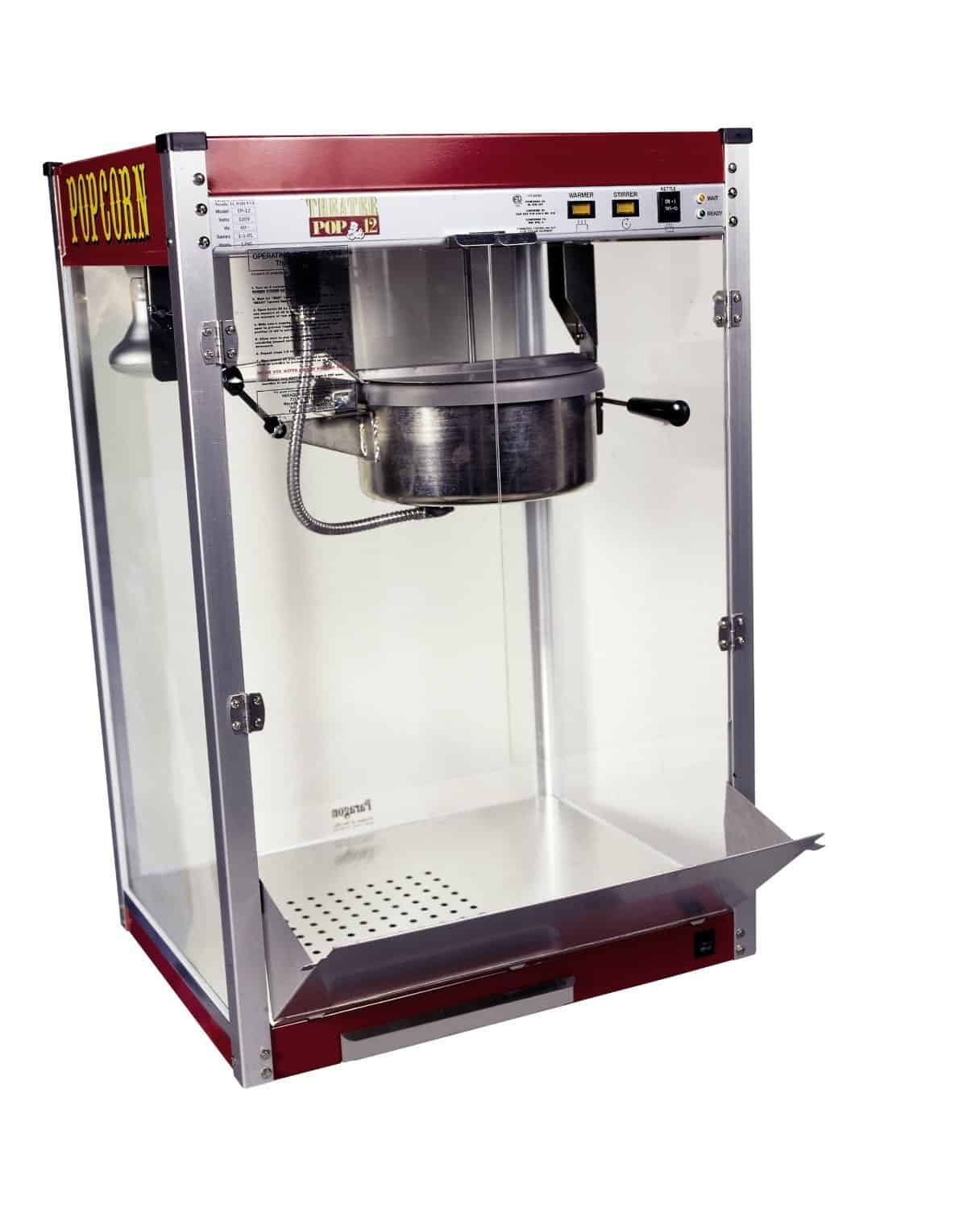 Heavy-duty Popcorn maker