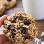 Blueberry Breakfast Cookies – Vegan, Gluten Free, Oil Free