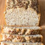 Fluffy Coconut Flour Bread - no eggy taste