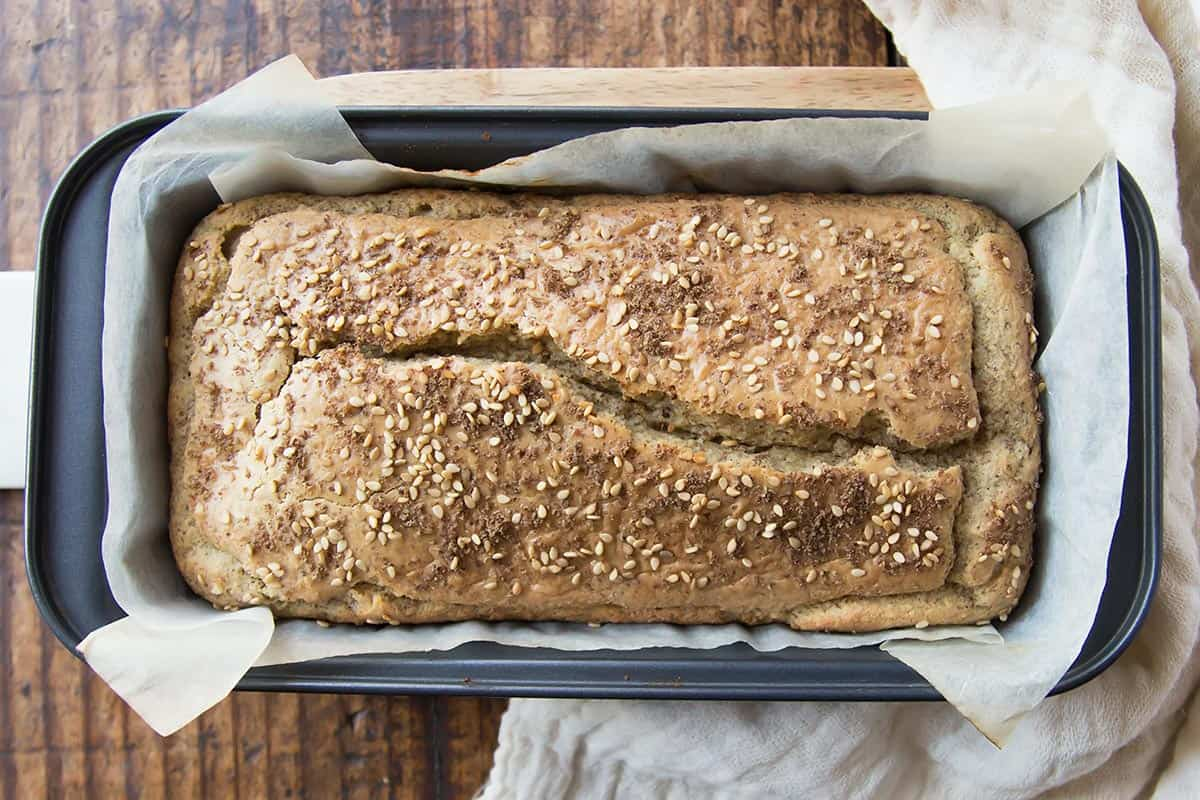 Coconut Flour Bread Recipe