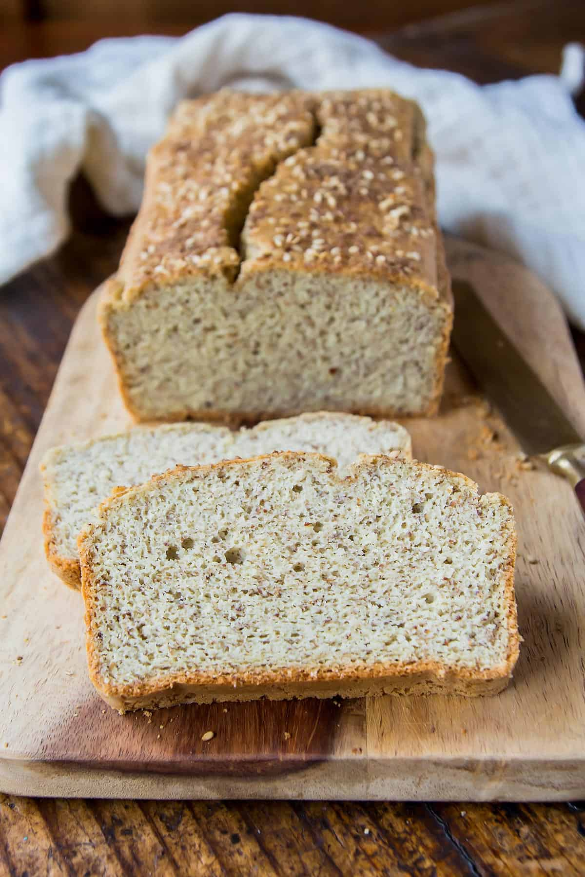 Coconut Flour Bread Recipe – LeelaLicious