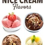 Best Nice Cream Recipes – Healthy Banana Ice Cream