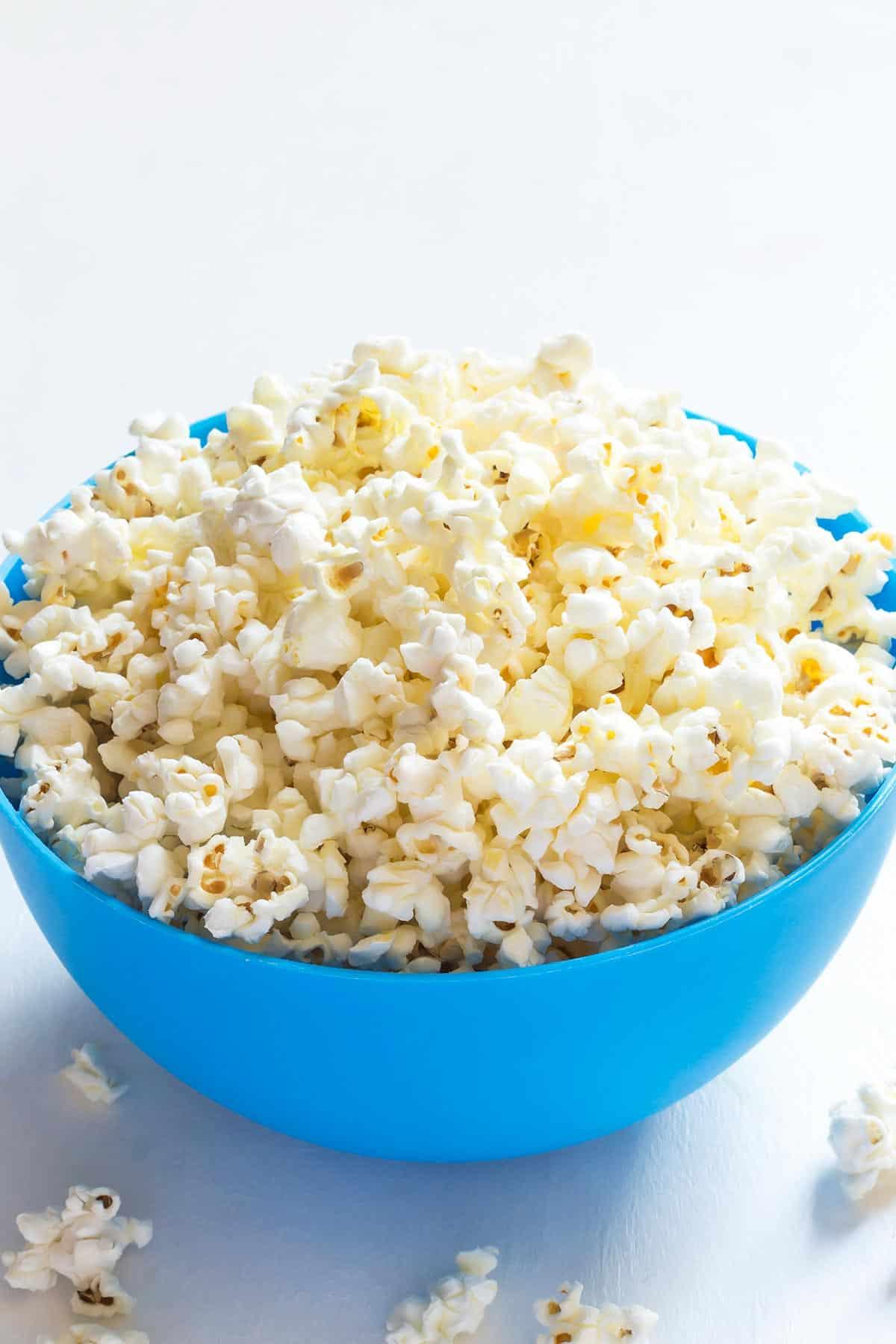 Flavorless Popcorn