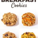 Best Healthy Breakfast Cookies VIDEO