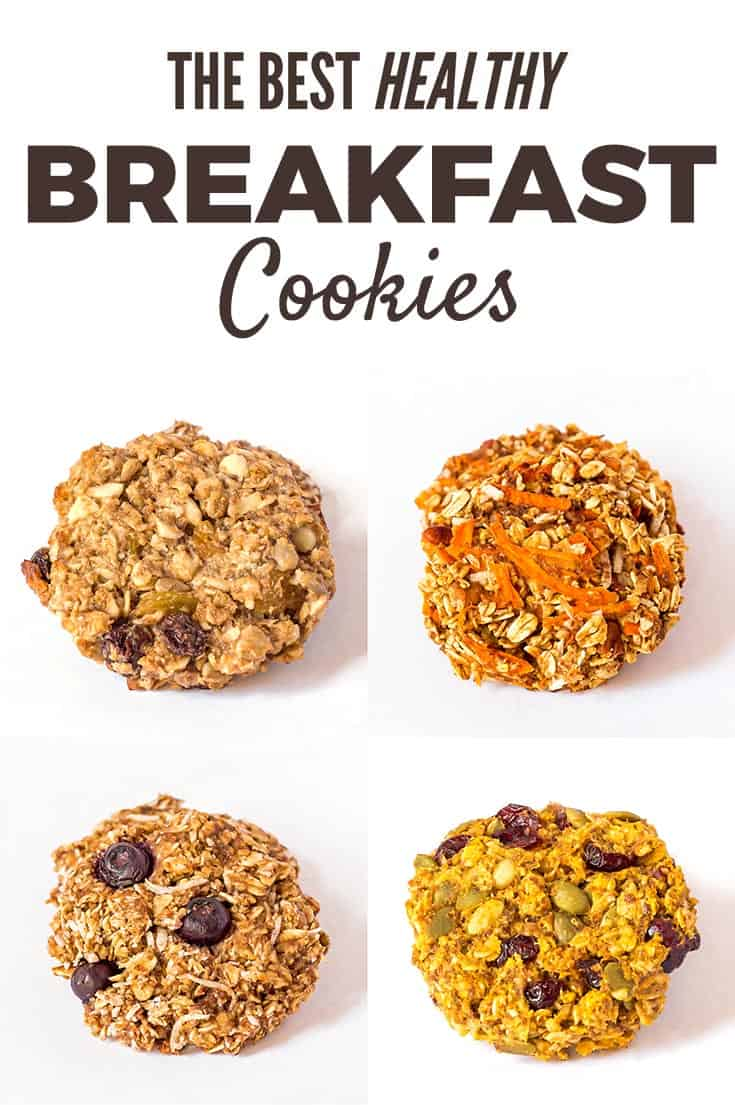 Best Healthy Breakfast Cookies