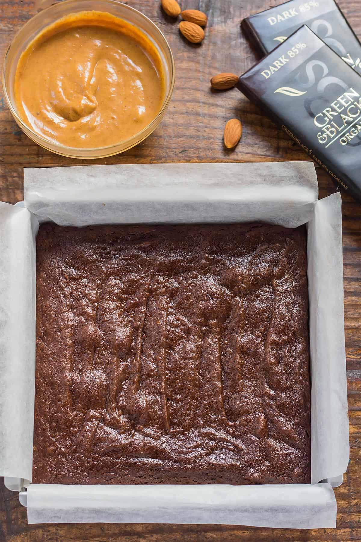 Pumpkin Brownie Recipe