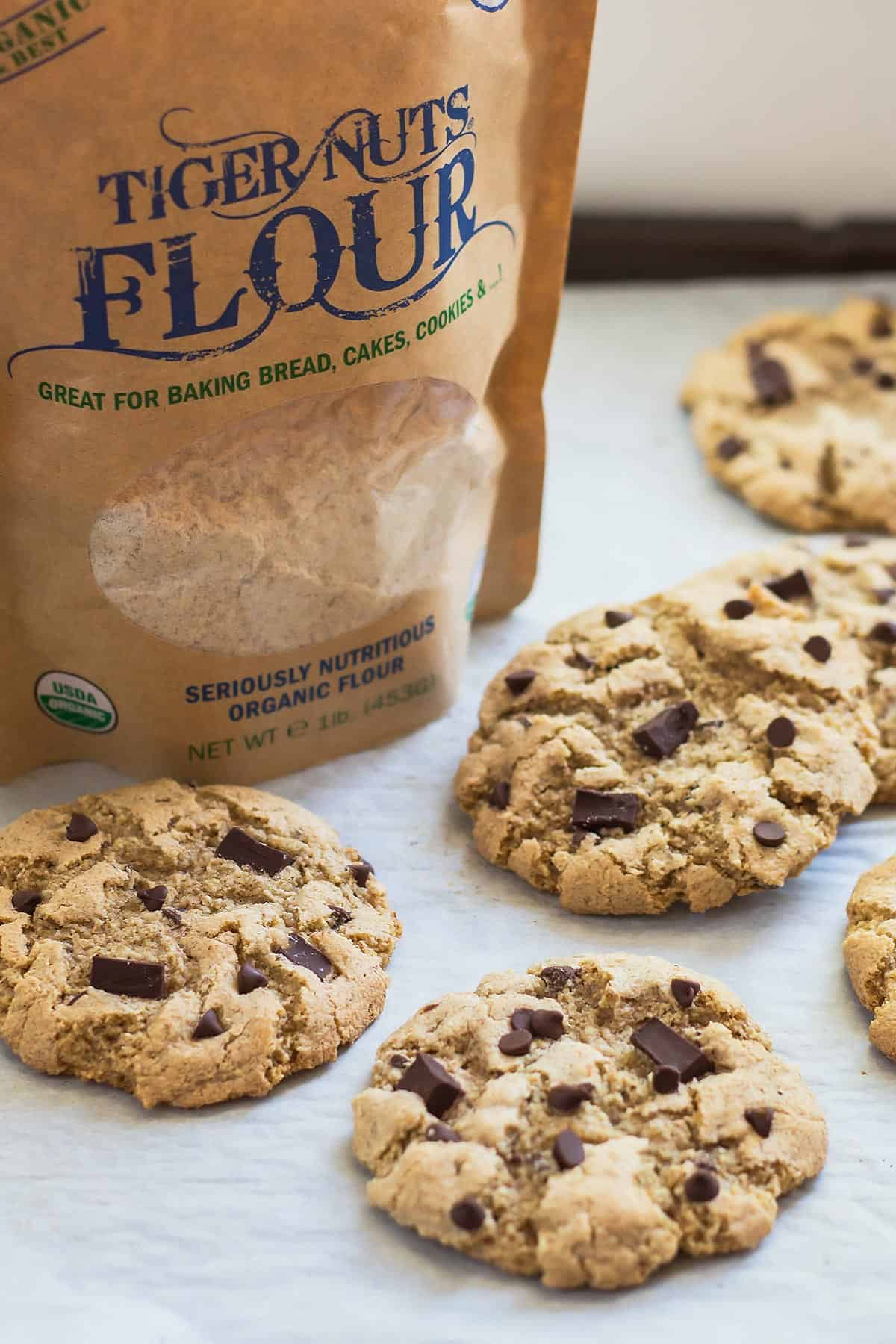 Tigernut Flour Cookies