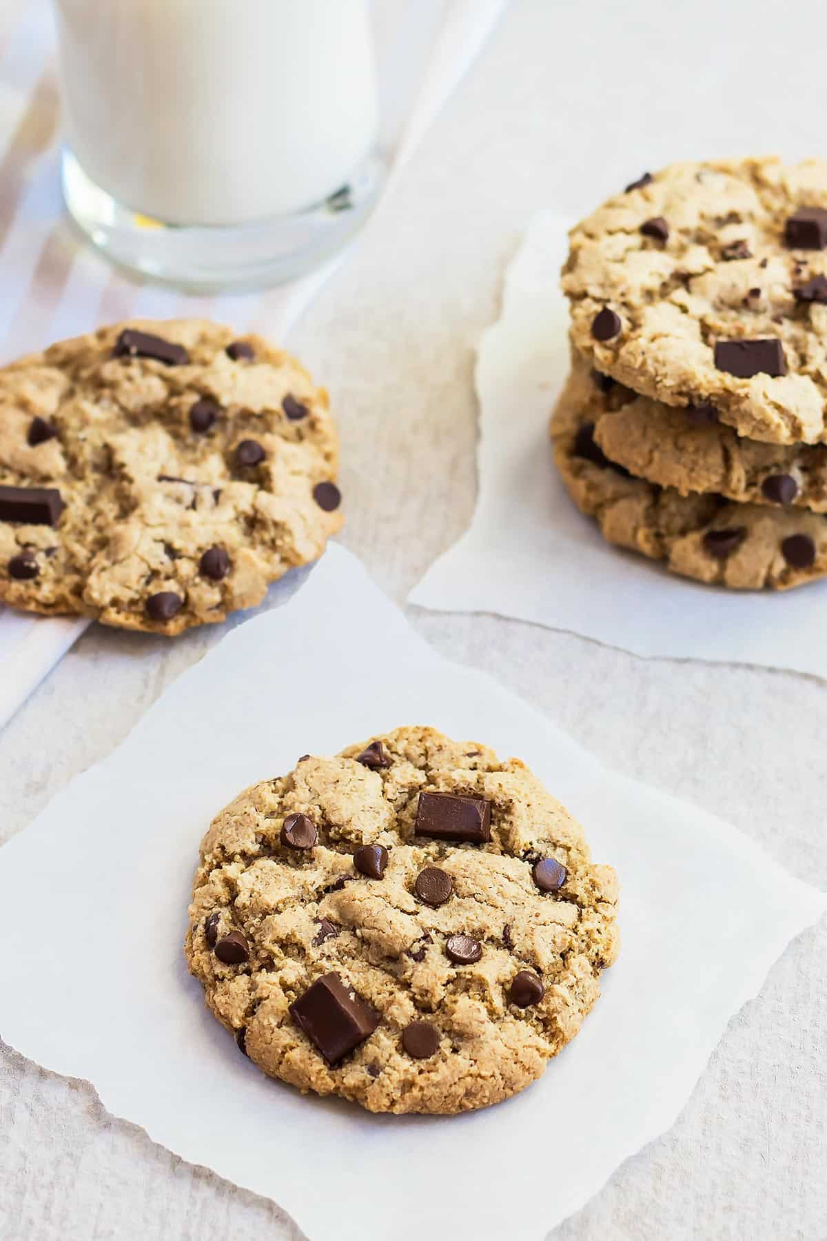 Tigernut Flour Recipes for Cookies