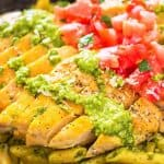 Pesto Chicken Pasta Recipe (gluten free) – VIDEO
