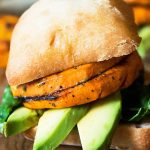 Grilled Sweet Potato Sliders