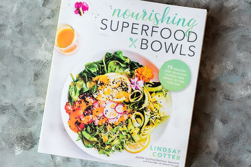 Nourishing Superfood Bowls Cookbook
