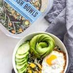 Breakfast Buddha Bowl – Thai Style