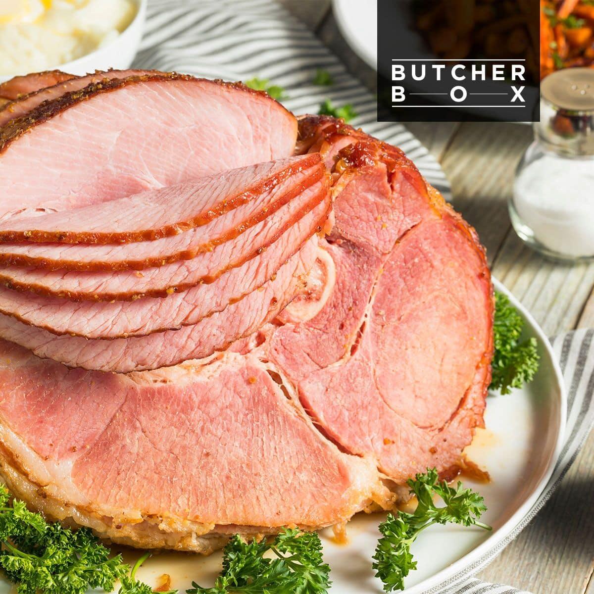 Ham from Butcher Box