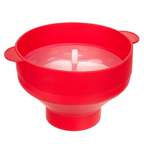 Microwaveable Popcorn Popper Bowl Reviewed