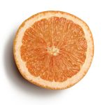 Half an orange - vitamin c in skin care