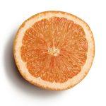 Half an orange - vitamin c in skin care