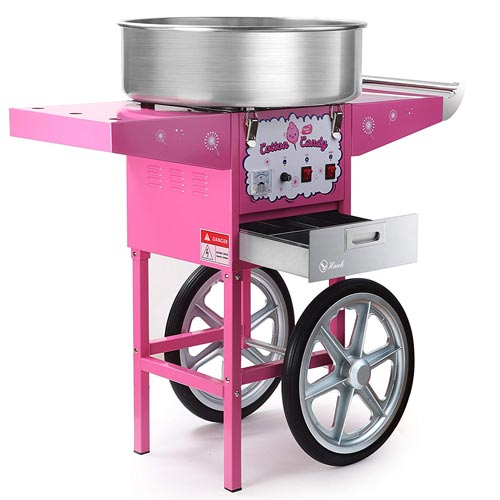 Your Guide to the Best Commercial Cotton Candy Machines ...