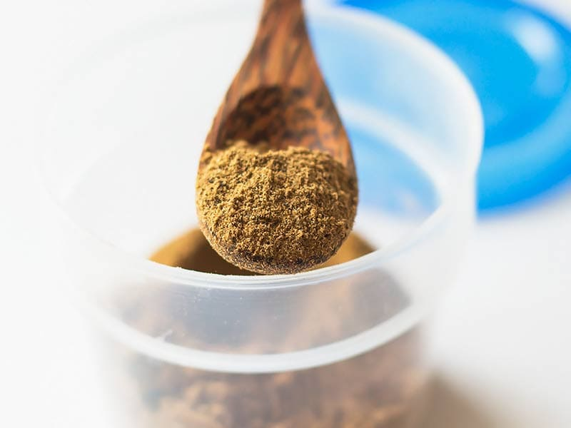 Garam Masala Replacement in a container