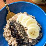 Brown Rice Breakfast bowl