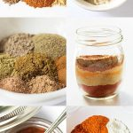 Seasoning Mix Recipes Collage