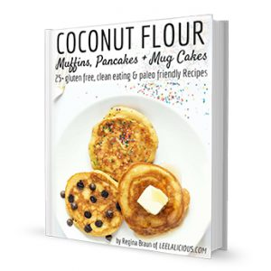 Coconut Flour Recipe eBook