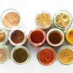 Tandoori Masala Individual Spice Ingredients Jars