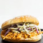 BBQ Shredded Chicken Sandwich