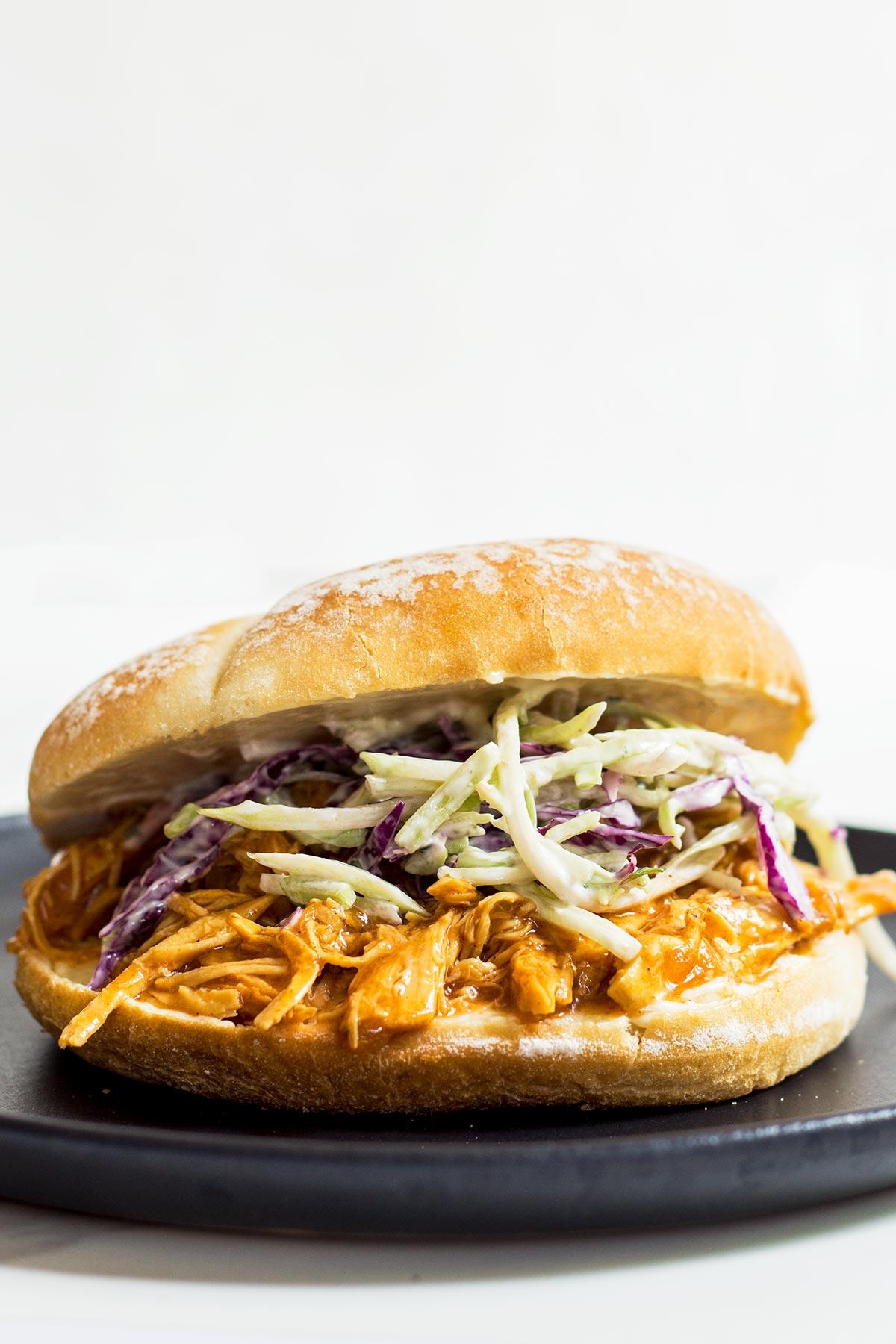 BBQ Shredded Chicken Sandwich