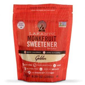 Lakanto Golden Monkfruit Sweetener