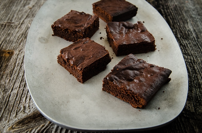 Tigernut Brownies