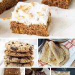 Tigernut Flour Recipe Collage