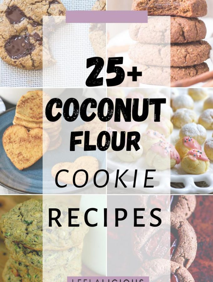 Coconut Flour Cookie Recipes