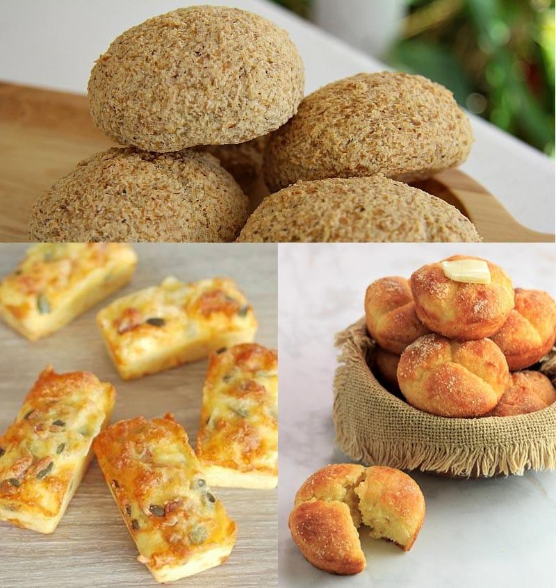 Coconut Flour Dinner Roll Recipes