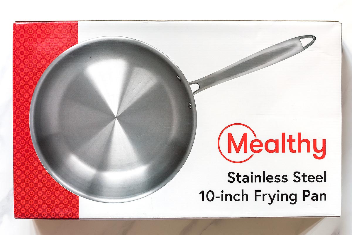 Mealthy Frying pan in box