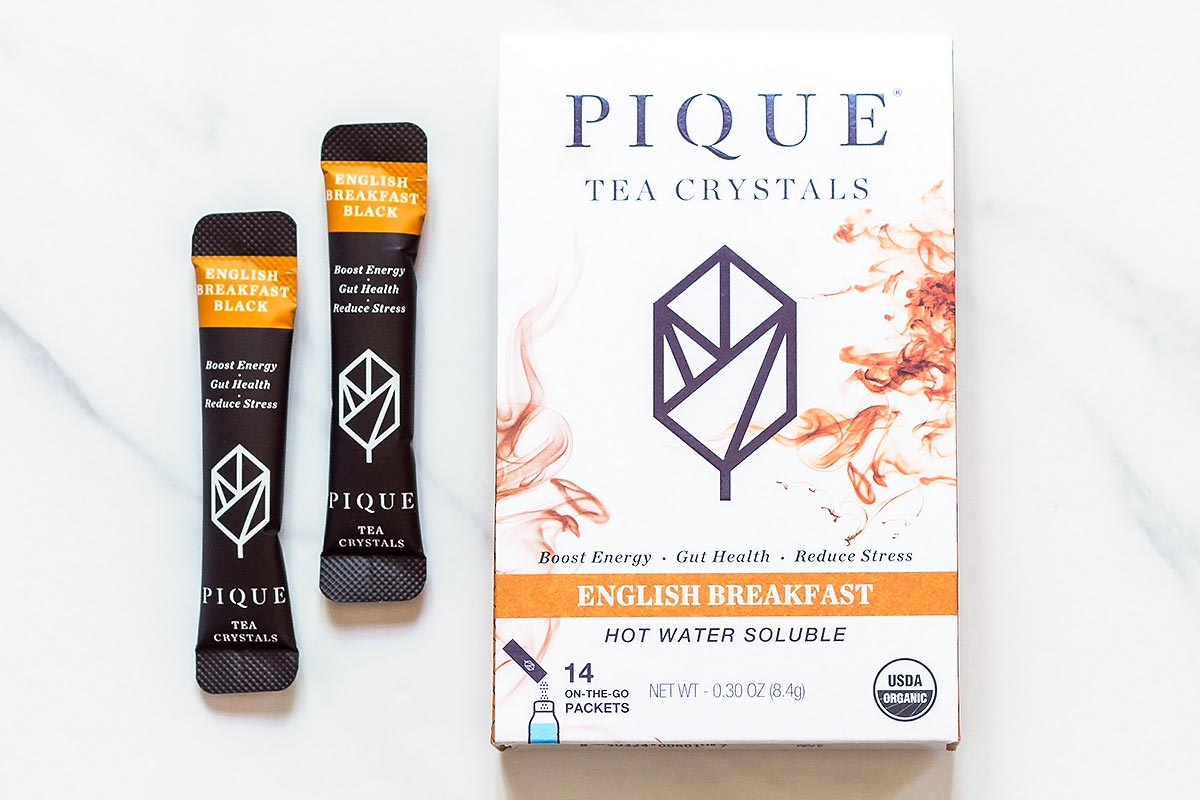 English Breakfast Pique Tea
