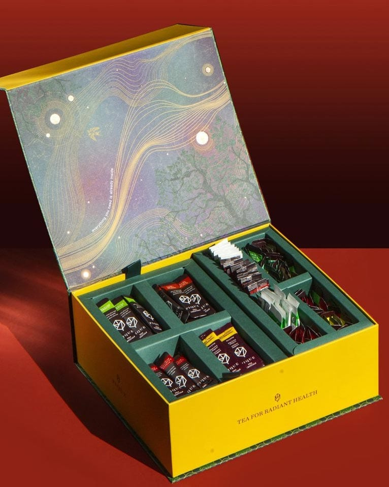 Gifts for Tea Lovers musical tea box