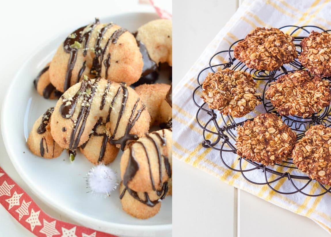 Vegan Coconut Flour Cookies