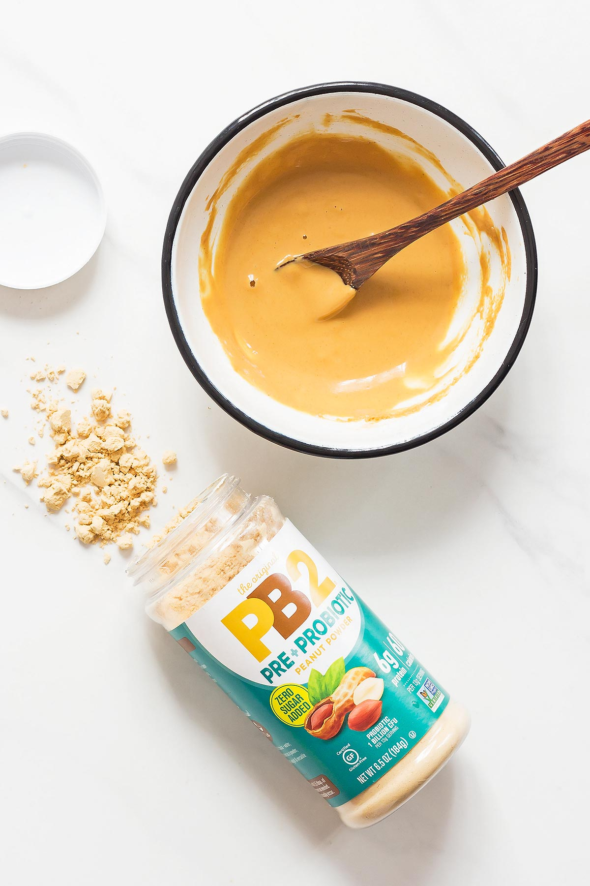 PB2 Pre + Probiotic Peanut butter powder