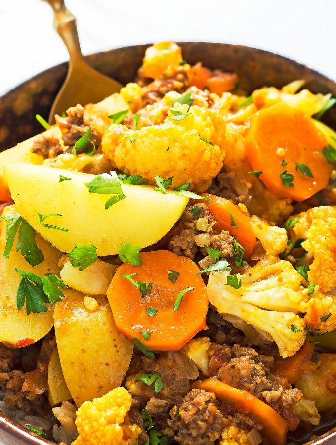 Keema Curry Recipe