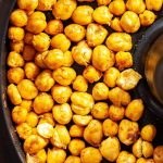 Roasted Chickpeas Air Fryer