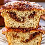 Stacked Gluten-free Coffee Cake Muffins