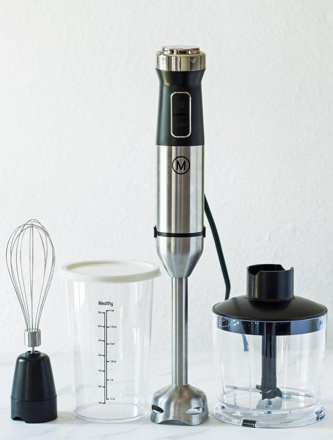 Mealthy HandBlend Immersion Blender Components