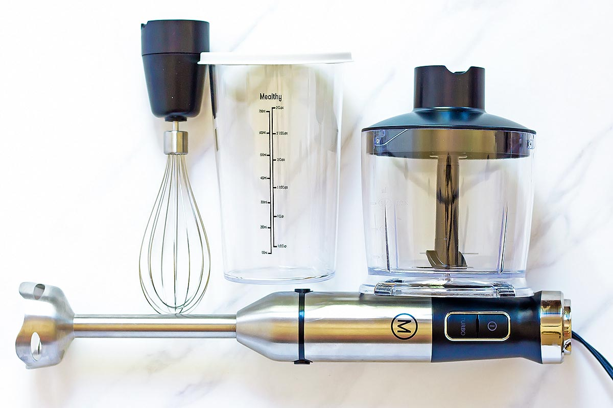 Mealthy Immersion Blender
