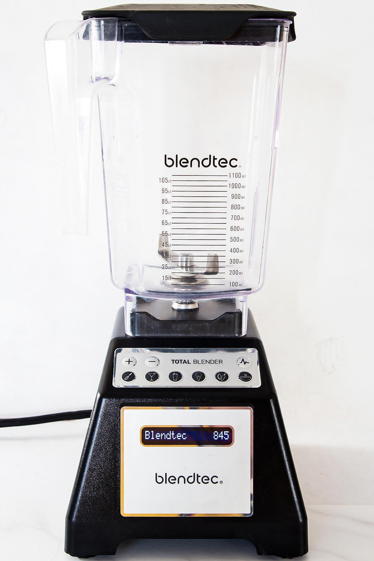 Blendtec Total Classic Blender with Wildside+ Jar