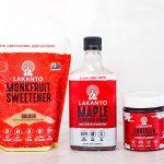 Lakanto Monkfruit Products