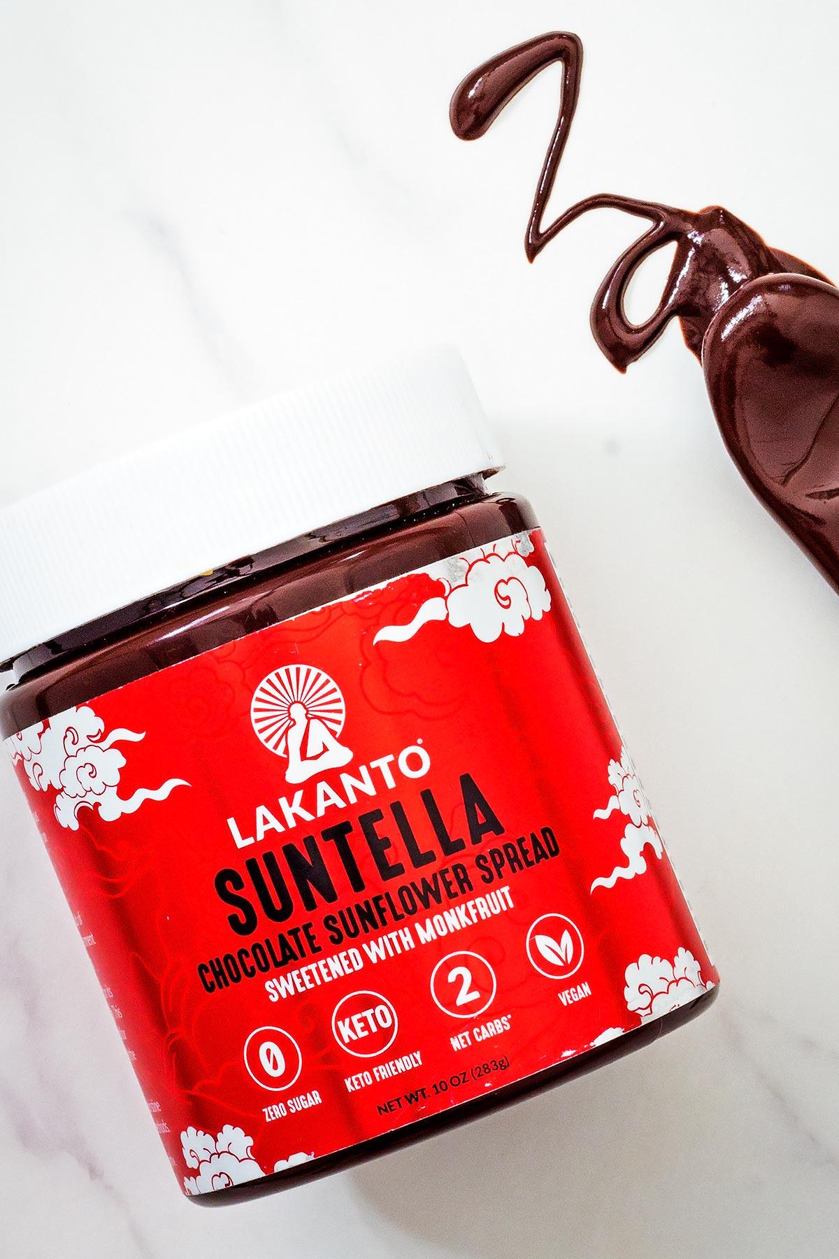 Lakanto Suntella Chocolate Spread