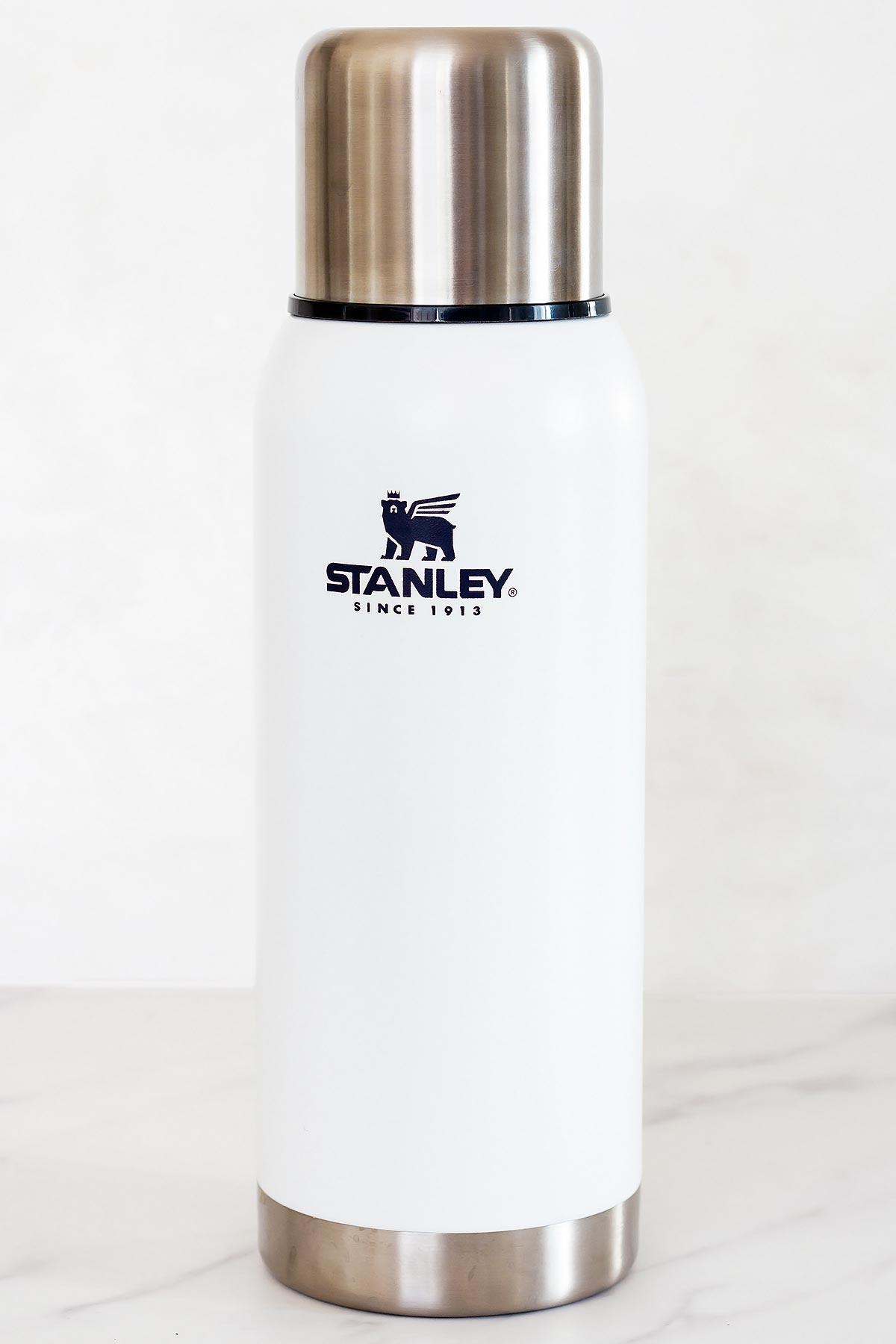 Stanley Adventure Thermos in Polar White