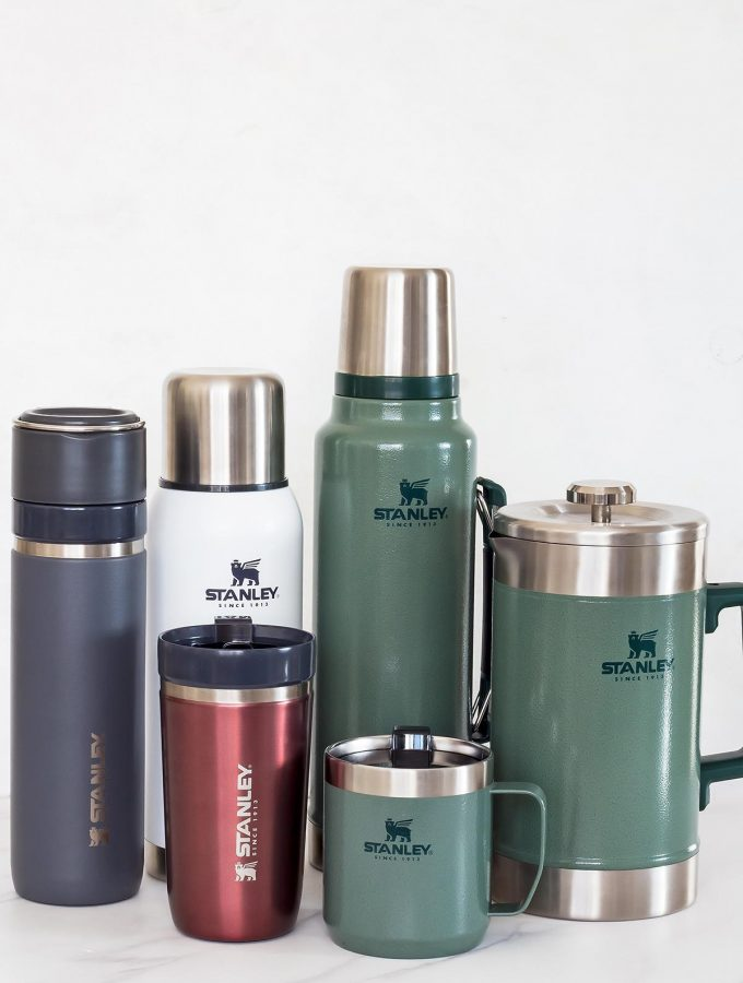 Stanley Insulated Vacuum Bottles